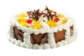 torta-profiteroles